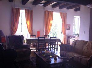 Le Maraval living room
