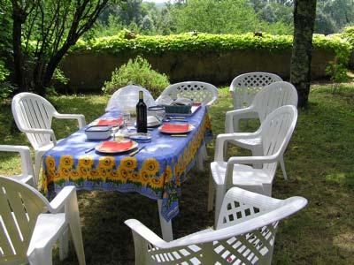 Garden, Le Maraval